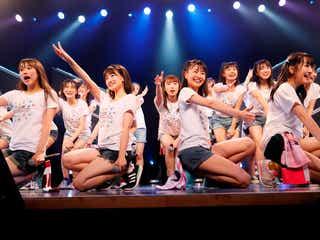 HKT48、史上最年少で快挙 フレッシュメンバーにサプライズ発表<私たち、こんなに大きくなったっちゃん!セットリスト>