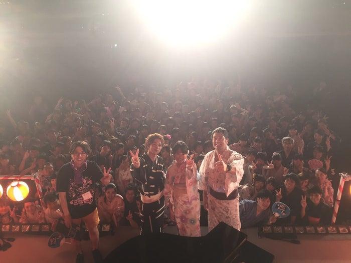 番組オフショット/横浜流星オフィシャルブログ(Ameba)より