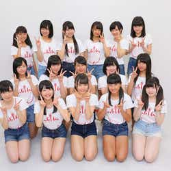 モデルプレス - NGT48、第二期生16名お披露目<プロフィール>