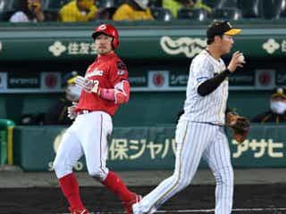 広島6年ぶり3試合連続零敗 31イニング連続無得点 菊池涼の連続試合安打も止まる
