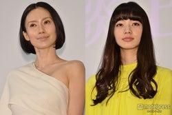 中谷美紀(左)、小松菜奈(右)とのキスを交わしてみて…