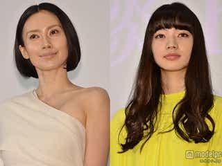 中谷美紀、注目の美女・小松菜奈とキスを交わした印象