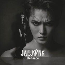 ジェジュン「Defiance」(10月24日発売)初回盤A