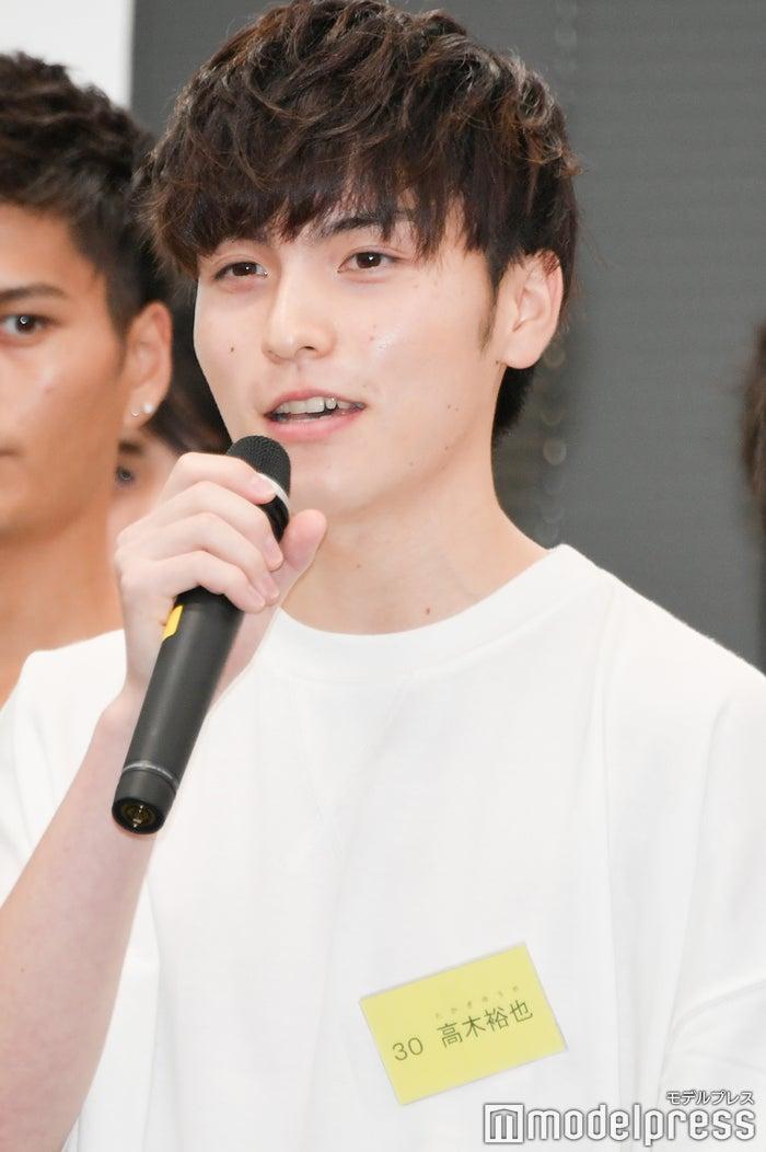 高木裕也さん (C)モデルプレス