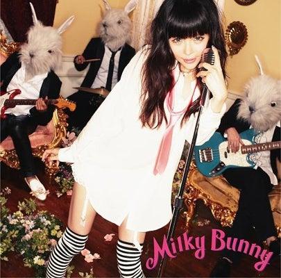 Milky Bunny1stアルバム「Milky Bunny」(通常盤)2012年3月21日発売