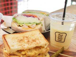 韓国で大人気のホットサンドイッチ専門店「トーストラック」が日本上陸