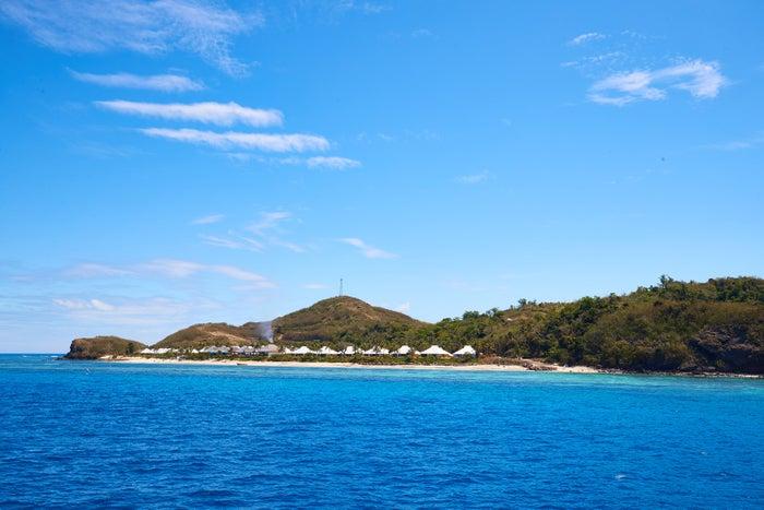 Sheraton Resort & Spa, Tokoriki Island, Fiji/写真提供:フィジーエアウェイズ