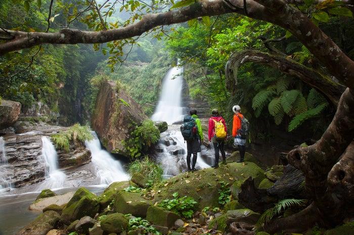 ダイナミックアドベンチャー「ナーラの滝」/画像提供:星野リゾート