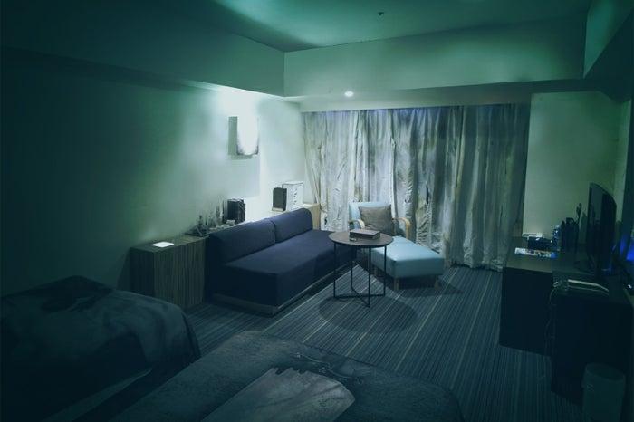 「SWITCHES ~恐怖へのスイッチ~」ホラールームイメージ/画像提供:ホテル ユニバーサル ポート