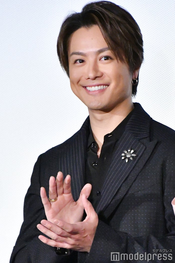 TAKAHIRO(C)モデルプレス