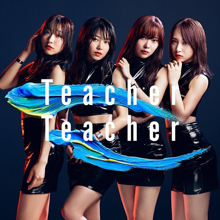 AKB48「Teacher Teacher」(5月30日リリース)通常盤D (C)You,Be Cool!/KING RECORDS
