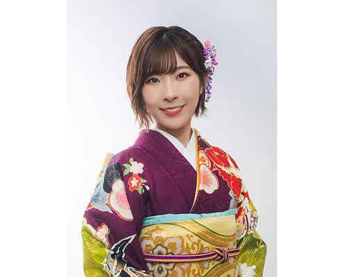 岩佐美咲、新曲「アキラ」が10作連続オリコン初登場1位「感謝の気持ちでいっぱいです!」