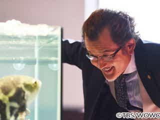 吉田鋼太郎演じる武闘派キャラ「中神」、『MOZU』スピンオフドラマで堂々の復活