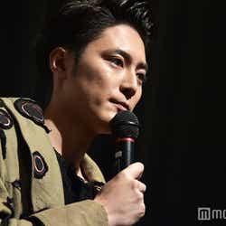 ファンの質問に耳を傾ける間宮祥太朗(C)モデルプレス