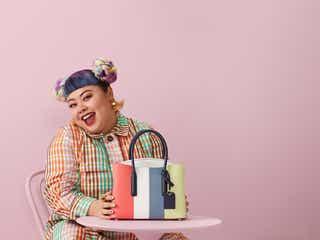 渡辺直美、日本人初の「kate spade new york」グローバルアンバサダー就任