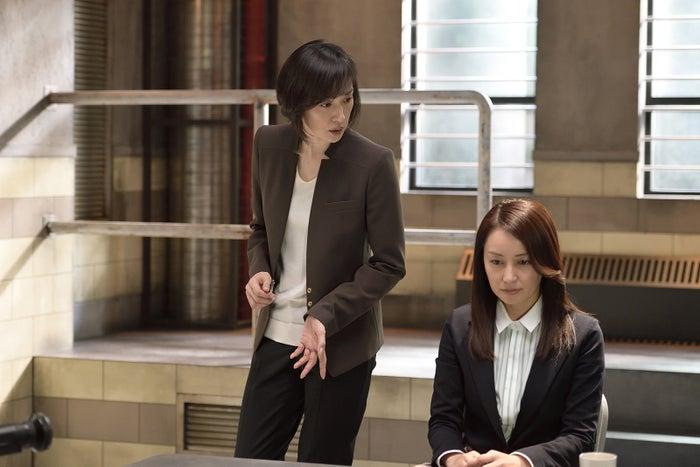 天海祐希と矢田亜希子が11年ぶりに共演(C)テレビ朝日