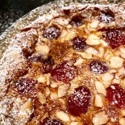 さくらんぼとアーモンドのクラフティーはいとうまし、パリの3ツ星「Restaurant KEI」の秘伝レシピ!フランス料理の「アー・ベー・セー」