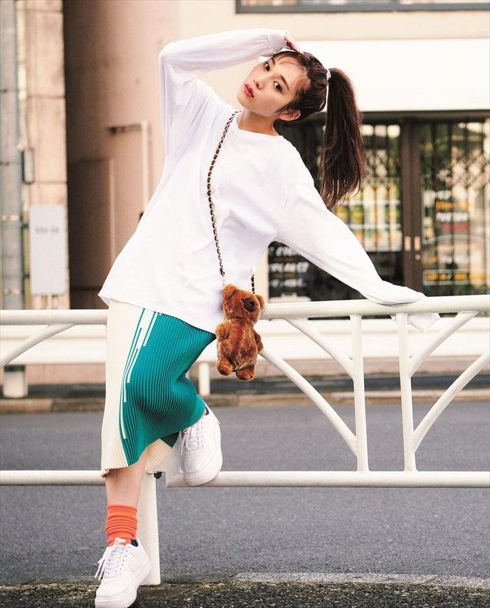「#てんこもりフルカワ 古川優香スタイルブック Make & Fashion」Photo/Genki Ito(画像提供:KADOKAWA)