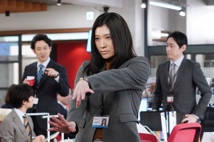篠原涼子/「ハケンの品格」第7話より(C)日本テレビ