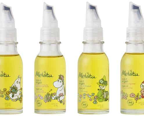 メルヴィータがムーミンとコラボーレションした2021年ノエルコレクションを発売。