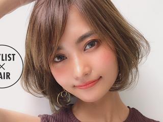 【面長さん専用】似合わせヘアスタイル特集