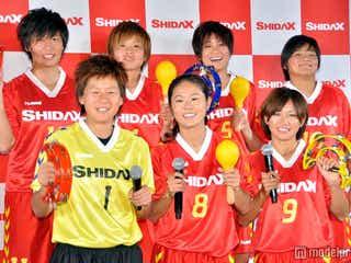 なでしこジャパン、「女としても輝きたい」カラオケの十八番も発表