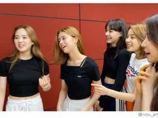 NiziU、J.Y.Parkの新曲に挑戦「可愛すぎ」「キレッキレ」と話題