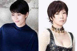 松たか子&椎名林檎「Mステ」で豪華初コラボ 「おとなの掟」生披露