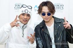 (右)登坂広臣(C)モデルプレス