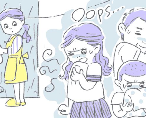 いくら洗濯をしても不快なニオイが取れない……みんなはどうしている?