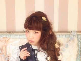 """きゃりー、「可愛くて」待ち受けにしたキャラを「誰なんだろう」に""""中の人""""内田彩が反応。"""
