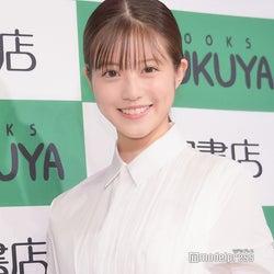 今田美桜、写真集撮影で涙「自分じゃなんとも言えない」
