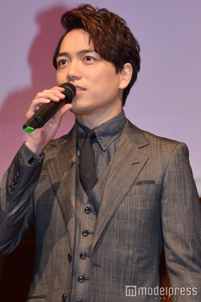 山崎育三郎 (C)モデルプレス