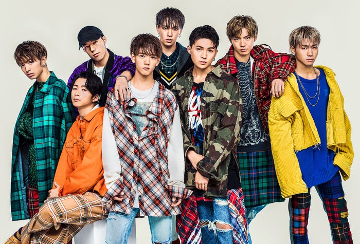FANTASTICS from EXILE TRIBE(提供写真)