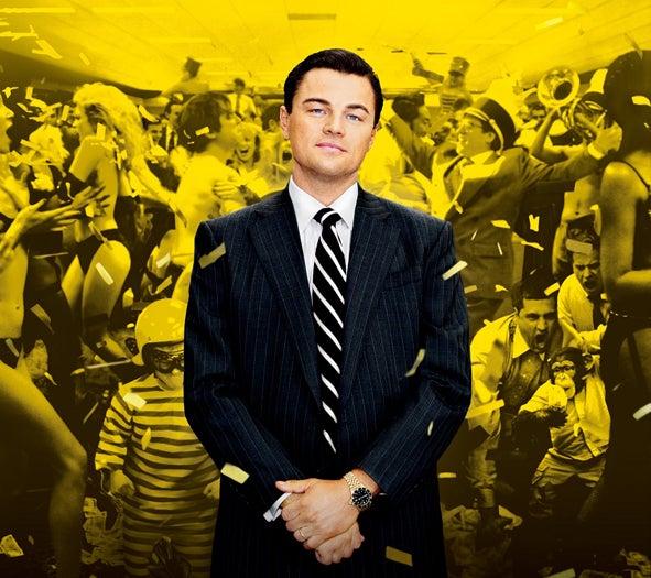 アカデミー賞主演男優賞が期待されるレオナルド・ディカプリオ(C)2013 Paramount Pictures. All Rights Reserved.