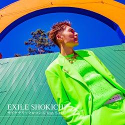 EXILE SHOKICHI、4月17日配信リリース「サイケデリックロマンス feat.SALU」(画像提供:所属事務所)