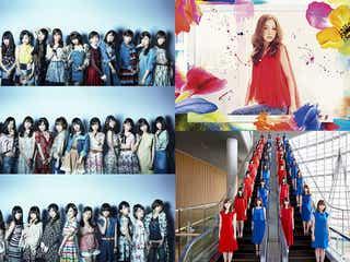 AKB48、乃木坂46、西野カナ、関ジャニ∞ら豪華出演「テレ東音楽祭」アーティスト第1弾発表