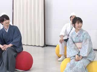 横浜流星、新たな一面を披露 浜辺美波はハイテンションでゲーム参戦