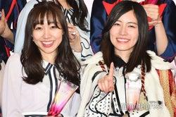 SKE48松井珠理奈が悲願の1位 ホーム・名古屋で須田亜香里とワンツーフィニッシュ<全グループ議席数/第10回AKB48世界選抜総選挙>