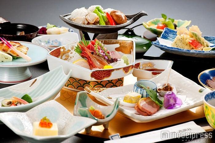 会席風料理一例/画像提供:箱根水明荘