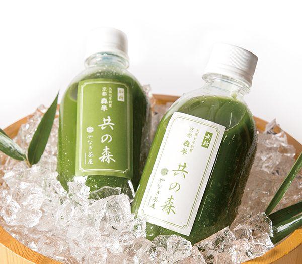 無糖アイス抹茶 ¥450、加糖アイス抹茶 ¥450/画像提供:クリエイト・レストランツ