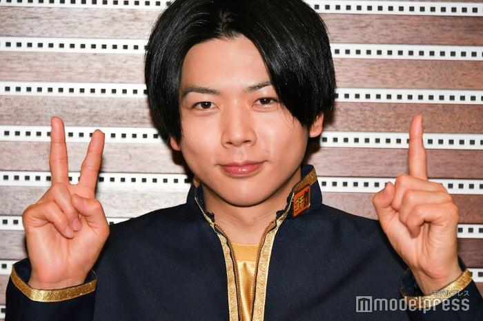 News増田貴久 ゴチ 取材 小山慶一郎 中島健人とのやりとり明かす 自身の強みは 誰よりも モデルプレス
