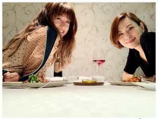 """ヨンア、""""姉""""米倉涼子とランチ「幸せすぎたよ」 美貌の2ショットに反響"""