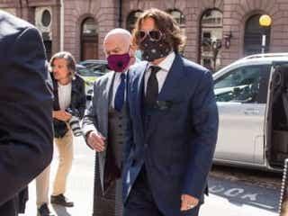 ジョニー・デップ、名誉棄損訴訟に出廷!暴力行為を否定