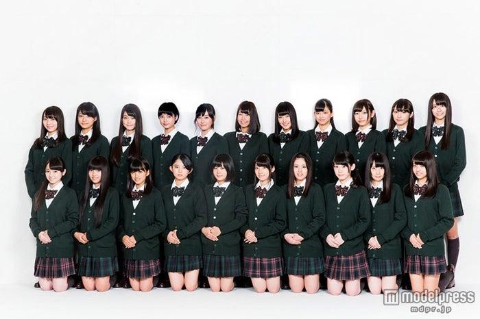 結成後初イベントの開催が決定した欅坂46【モデルプレス】