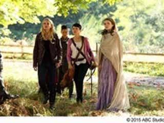 『ワンス・アポン・ア・タイム』に、『メリダとおそろしの森』からアーサー王伝説まで新キャラが続々投入!