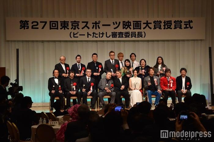 「第27回東京スポーツ映画大賞」授賞式 (C)モデルプレス