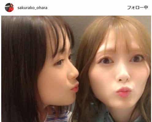 大原櫻子&乃木坂46白石麻衣のゆるトークが最強に癒やし「天使が2人」「可愛すぎ」と話題