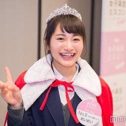"""日本一かわいい女子高生めいめい、グランプリのための""""辛い決断""""「しんどいレベルを超えている」涙あふれる思いとは"""