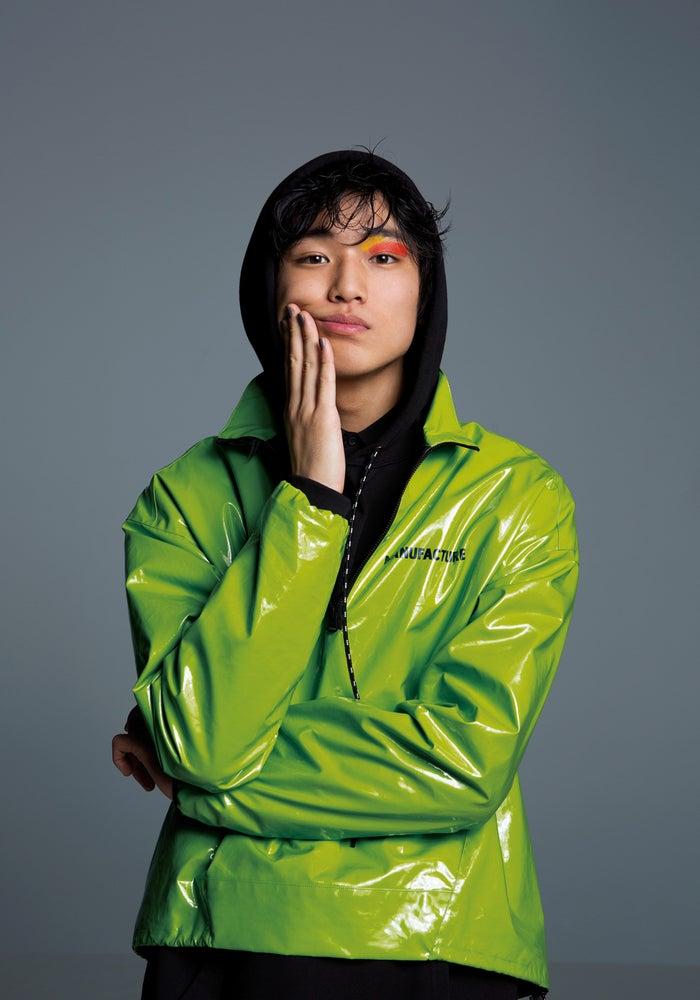 中川大輔/メンズノンノ2月号(C)Sang-Hun LEE(model) YumiHosoya(still)